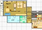 Appartement B / 2-4 Pers.